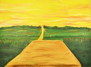 Proverbs Paintings - Perspective by Michelle Bentham