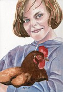 Marsha Elliott - Pet Chicken