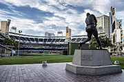 San Diego Padres Stadium Art - Petco Park by James Watkins