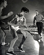 Pete Maravich Dribbling Print by Retro Images Archive