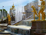 David Nichols - Peterhof Palace Fountains