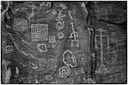 Eugene Dailey - Petroglyph