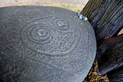 Crag Photo Originals - Petroglyph by Graham Foulkes