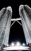 Polo Correia - Petronas Twin Towers -...