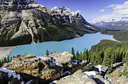 Thomas Chamberlin - Peyto Lake