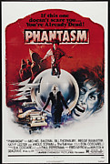 Vintage Movie Posters Art - Phantasm Poster by Sanely Great