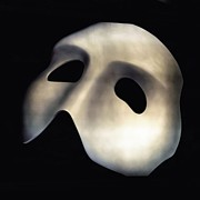 Phantom Of The Opera Prints - Phantom 2 Print by Jenny Hudson