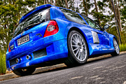 Phil Motography Clark Art - Phase 2 Clio V6 by motography aka Phil Clark
