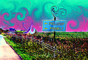 Kevin J Cooper Artwork Posters - Phellowship and Phamily Poster by Kevin J Cooper Artwork