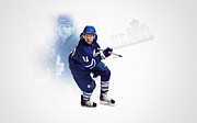 Ice Skating Metal Prints - Phil Kessel Amazing Poster Metal Print by Sanely Great