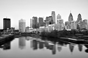 Philadelphia Photo Prints - Philadelphia 2 Print by Andrew Dinh