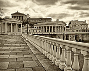 Philadelphia Photo Prints - Philadelphia Art Museum 1 Print by Jack Paolini