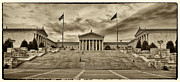 Philadelphia Metal Prints - Philadelphia Art Museum 4 Metal Print by Jack Paolini