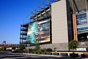 Philadelphia Eagles - Lincoln Financial Field Print by Frank Romeo