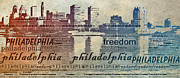 Philadelphia Photo Prints - Philadelphia Freedom Print by Trish Tritz