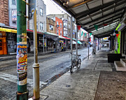 Philadelphia Photo Prints - Philadelphia Italian Market 1 Print by Jack Paolini