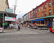 South Philly Prints - Philadelphia Italian Market 3 Print by Jack Paolini