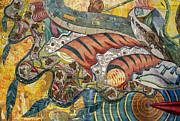 Philadelphia Mural Print by John Greim