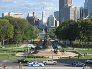 Philadelphia Pa - 121240 Print by DC Photographer