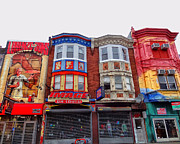 South Philadelphia Photos - Philadelphia South Street 4 by Jack Paolini