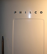 Vintage Appliance Posters - Philco Poster by Mary Bedy