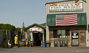 Phils Fish Market Moss Landing Print by Artist and Photographer Laura Wrede
