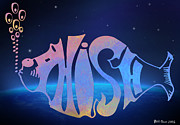 Phish Prints - Phish Print by Bill Cannon
