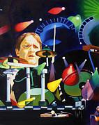 Phish - Phish Full Band Fishman by Joshua Morton