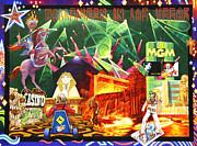 Phish - Phish-Halloween in Las Vegas by Joshua Morton
