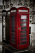 London Photo Prints - Phone Home Print by Erik Brede
