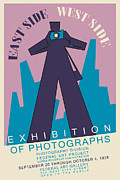 City Photography Digital Art - Photography Exhibition Poster 1938 by remake by Igor Kislev