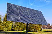Photovoltaic Print by Olivier Le Queinec