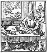 1576 Prints - Physician, 1576 Print by Granger