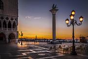 Alex Saunders - Piazza San Marco Venice...