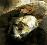 Byron Fli Walker Digital Art - Picasso by Byron Fli Walker