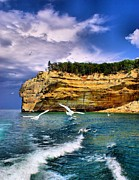 Nick Zelinsky - Pictured Rocks