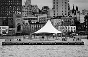 Rebuilt Prints - Pier 45 Hudson River Park new york city Print by Joe Fox
