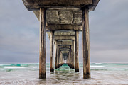 Locations Prints - Pier Print by Doug Oglesby