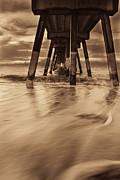 Jennifer Marie Nature Exposed - Pier Into Dawn