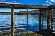 Jamie Pham - Pier on Emerald Bay