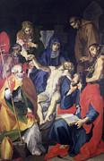 Piet? With Saints Pier Grisologo Print by