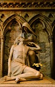 The Pieta Prints - Pieta Print by Dan Sproul