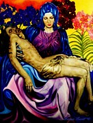 Barbara Leavitt - Pieta Easter