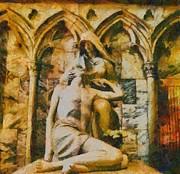 Pieta Masterpiece Print by Dan Sproul