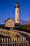 Garry Gay - Pigeon Point At Sunset