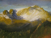 Thomas Moran Originals - Pikes Peak by Darryl Steele