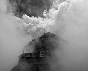 Swiss Photo Prints - Pilatus Unveiled Print by Aaron S Bedell