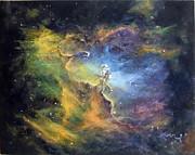 Marie Green - Pillars of Creation