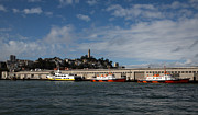 John Daly - Pilot Boats and the Coit Tower