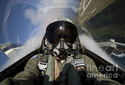 Self-portrait Photos - Pilot Takes A Self Portrait While by HIGH-G Productions